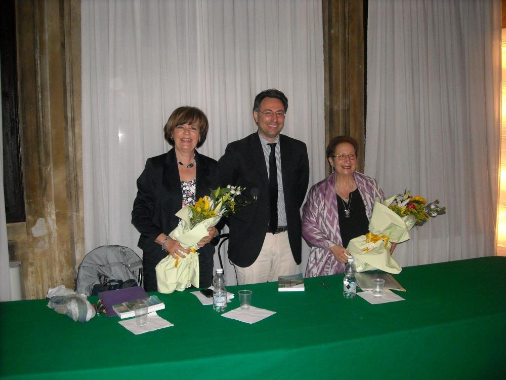 Presentazione in villa Grimani Valmarana a Noventa Padovana (4/4)