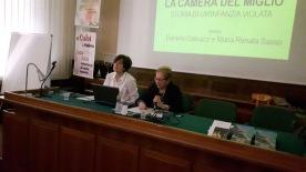 Daniela Galeazzi e MRenata Sasso